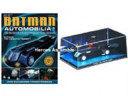 DC Batman Automobilia Collection #08 Batman Animated Series Batmobile Eaglemoss